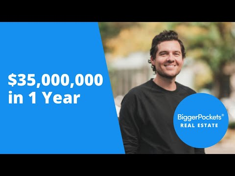 The 5 Fundamentals That Led to $35M of Real Estate in 1 Year | BiggerPockets Podcast 462
