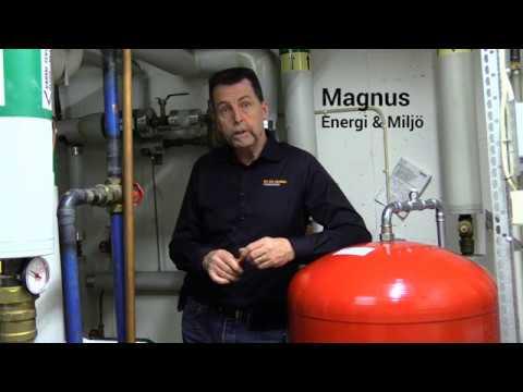 Magnus - vårt jobb med undercentraler
