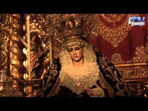 Besamanos de la Virgen de la Soledad