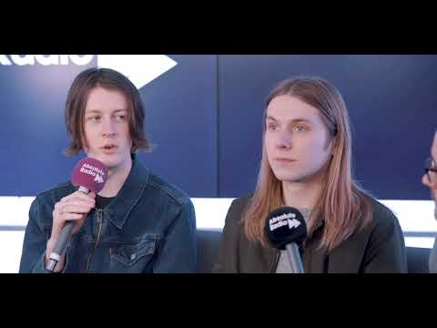 Blossoms: Fake beef, omnichords & soundtracking Stranger Things