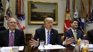 Thượng Viện không qua nổi ngân sách, chính phủ Mỹ chính thức đóng cửa
