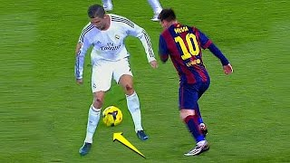 Lionel Messi - Nutmeg Show | Best Nutmegs • HD