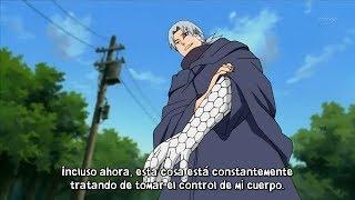 Kabuto le advierte a Naruto sobre Akatsuki | Naruto Shippuden | Sub Español HD
