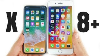 Should You Buy iPhone X or iPhone 8 Plus?