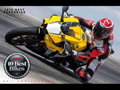 2016 Best Superbike - Yamaha YZF-R1