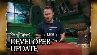 Official Sea of Thieves Developer Update: July 11th 2018