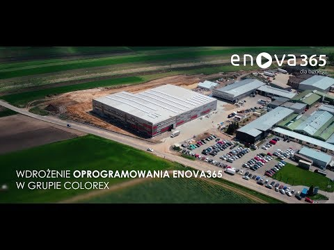 enova365 w firmie Colorex