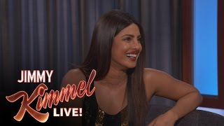 Priyanka Chopra on Shooting Baywatch with Pamela Anderson & David Hasselhoff