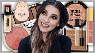 TESTING NEW DRUGSTORE MAKEUP 2019 | FULL FACE OF FIRST IMPRESSIONS