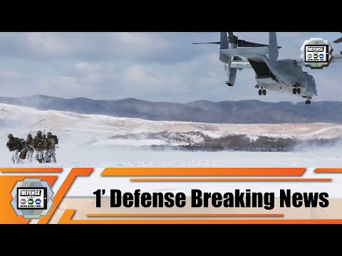 U.S. Marines and Japanese soldiers train together during Northern Viper 1' defense Breaking News