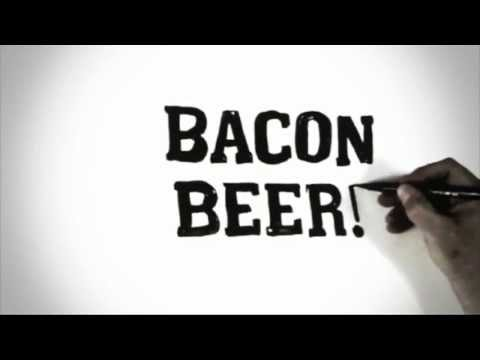 Hahn Pioneering Beering - Bacon Beer Idea (by How To Impact - Innovation Agency)