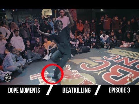 DOPE Moments | Beatkilling in Dance Battles | Episode 3 🔥