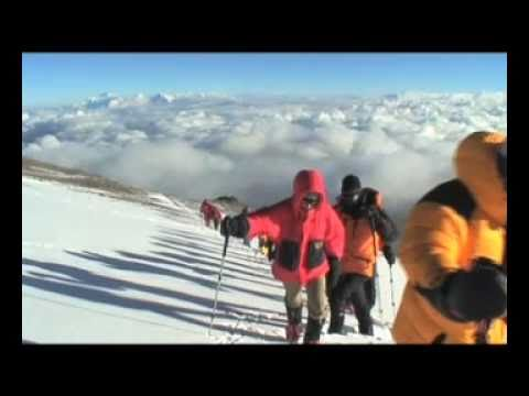 Aconagua, 6962 m, über die Route Falso de los Polacos, mit Alpine Action Unlimited