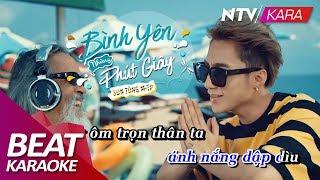 [KARAOKE] Bình Yên Những Phút Giây - Beat chuẩn - Sơn Tùng M-TP Full HD
