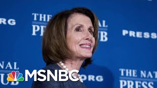 President Donald Trump Continues To Meet His Match With Nancy Pelosi | Morning Joe | MSNBC