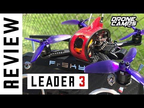 BEST NEW MICRO BRUSHLESS - Leader 3SE Fpv Racer - Honest Review