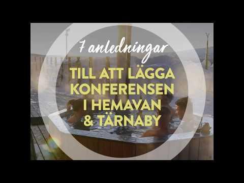 7 anledningar till varför du skall lägga nästa konferens i Hemavan Tärnaby