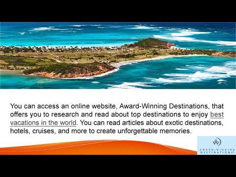 Plan Your Trip to Travel to Best of The Destinations in World