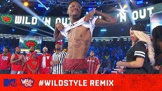 Darren Brand & Chico Bean vs. Karlous Miller & Cortez 🔥 | Wild 'N Out | #WildstyleREMIX