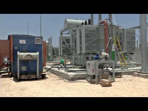 أروبا في فلسطين |ح 25| شركة نقل الكهرباء