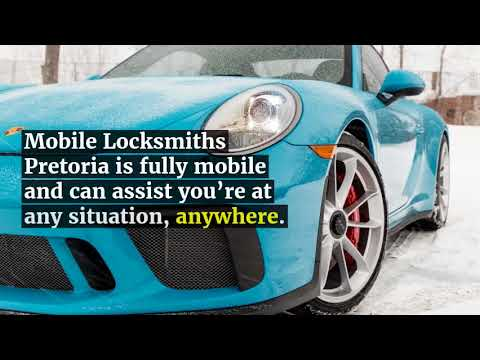City Locksmith Pretoria = Aka Mobile Locksmith
