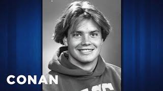 Timothy Olyphant Was An Artsy Jock In College