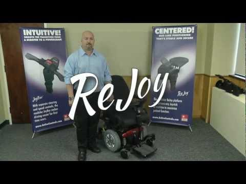 ReJoy - Mount Your Joystick at Midline!