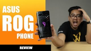 ROG Phone- Definisi Sebenar Mobile Gaming