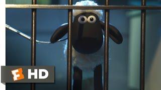 Shaun the Sheep Movie (2015) - Shaun in the Slammer Scene (6/10)   Movieclips