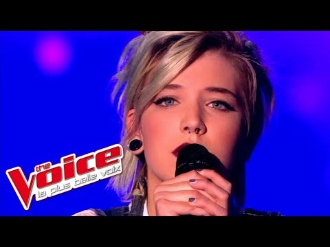 The Voice 2015│Madeleine Leapern - Habits (Tove Lo)│Blind Audition