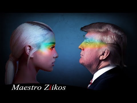Ariana Grande - No Tears Left To Cry ( cover by Donald Trump )
