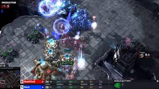 Neeb vs ShoWTimE | Game 4 | QUARTERFINAL | PvP | WCS Valencia | Starcraft 2