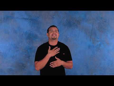 Fear Is a Liar in ASL & CC by Rock Church Deaf Ministry