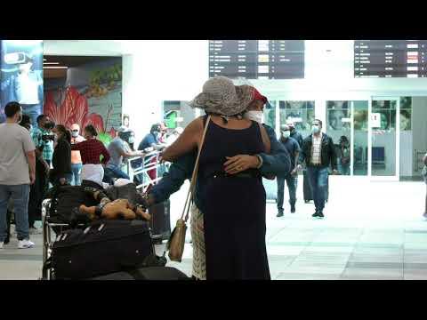 MITUR inicia actos de Dominicanos Ausentes en aeropuertos del país | @MTurismoRD