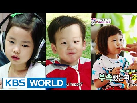 The Return of Superman | 슈퍼맨이 돌아왔다 - Ep.33 (2014.07.20)