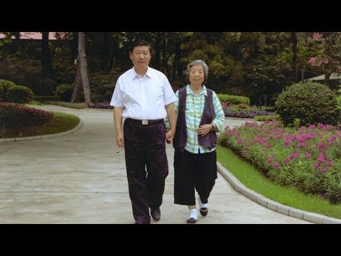 Memories of Xi Jinping growing up with his mother.