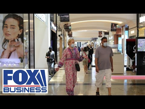 Retail industry seeing uptick in foot traffic as COVID restrictions lift, vaccines rollout