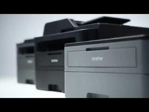 Sort-hvitt laserskrivere
