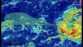 NEW Large system MAY be forming in Hurricane Alley - Atlantic