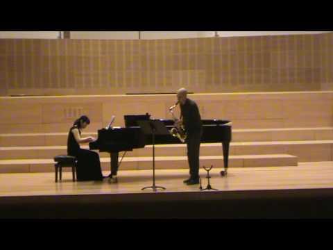Ballade by Frank Martin - Auditorio Eduardo del Pueyo - Zaragoza -