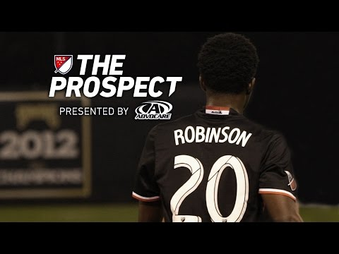 Contending for starting role, Robinson shows bite in D.C.   The Prospect pres. by AdvoCare