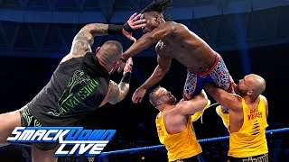 Randy Orton and The Revival brutalize Kingston: SmackDown LIVE, Sept. 3, 2019