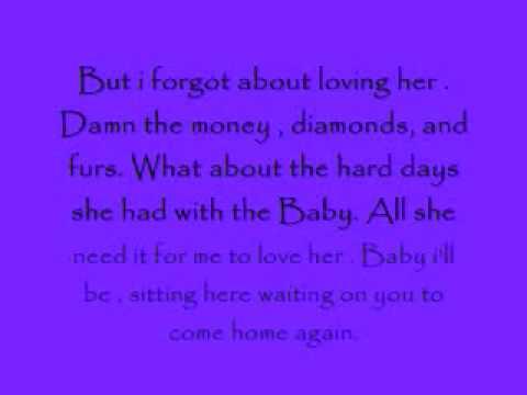 Charlene - Anthony Hamilton w/ Lyrics
