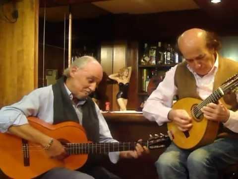 Tarantella.Popular napolitana.Duo Gaudium