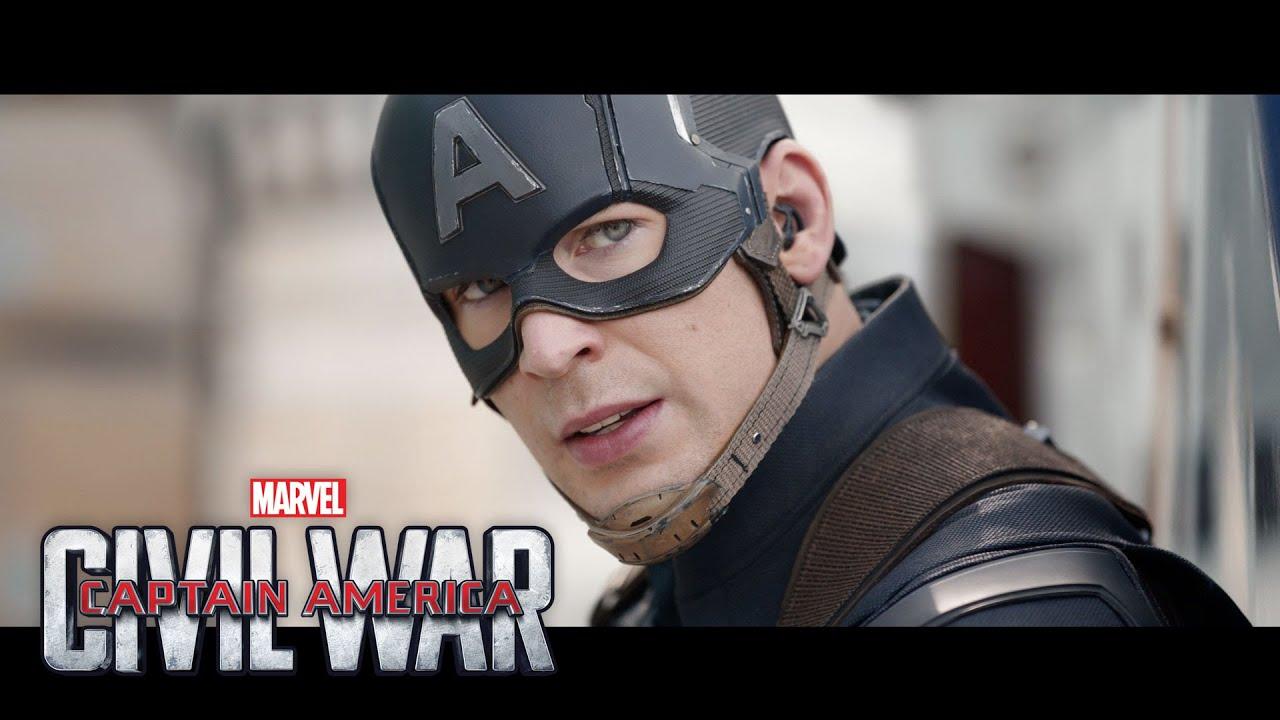 Trailer de Captain America: Civil War