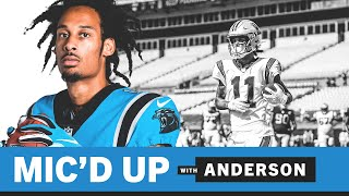 "2020 Week 1 Mic'd Up with Robby Anderson: ""What's that bear doing?"""