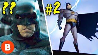 DC's Batman: His Best Suits Ranked