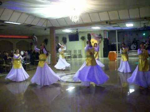 Ministerio de Pandero y Danza Saetas de Guerra
