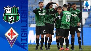 Sassuolo 3-1 Fiorentina | Berardi Brace Saves Sassuolo! | Serie A TIM