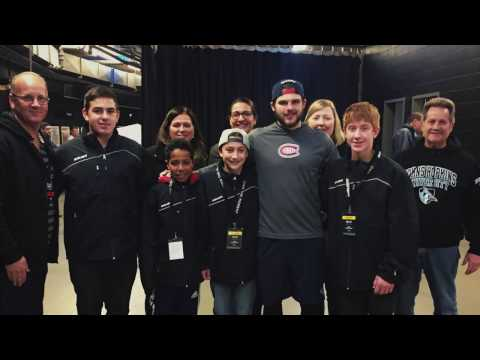 BAUER Fit Challenge - Custom Skate Fitting Experience